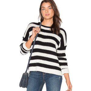 Velvet by Graham & Spencer Maddilyn Stripe Sweater